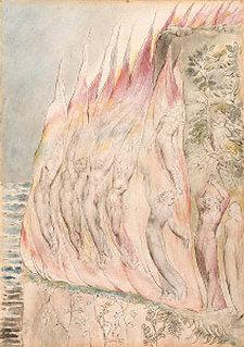 Beatrice nelle fiamme