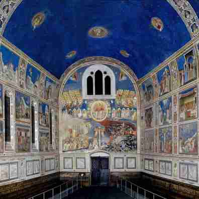 Cappella Scrovegni interno