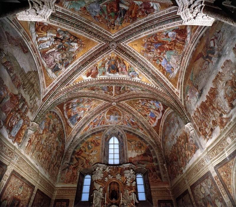 Cappella nuova di Orvieto