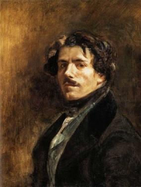 Autoritratto Delacroix