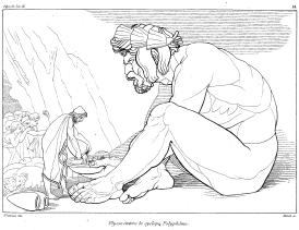 Polifemo e Odisseo