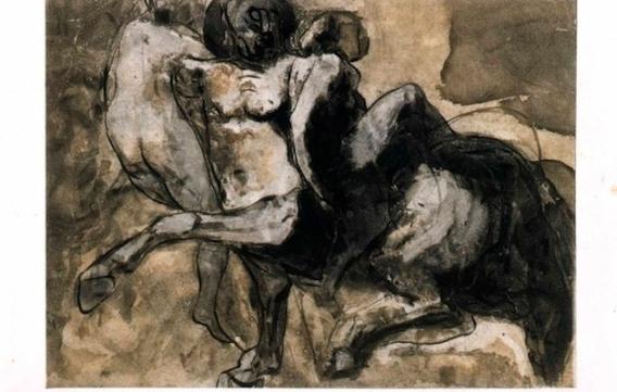 Oscurità alla Goya