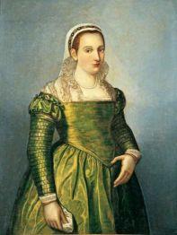 Ritratto ottocentesco di Vittoria Colonna