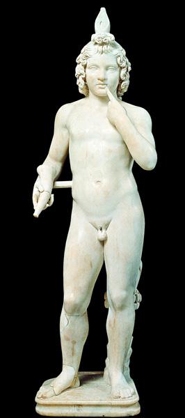 statua_di_arpocrate