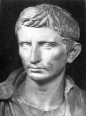 Ritratto di Ottaviano ai tempi della battaglia di Azio