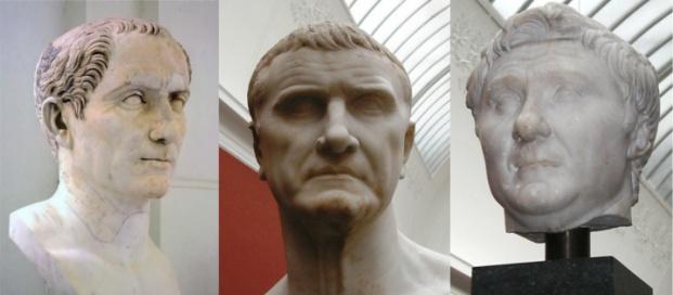 Primo Triumvirato: Cesare, Crasso, Pompeo