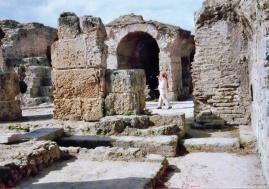 Rovine di Cartagine