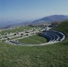 Teatro e tempio italico di Pietrabbondante
