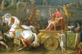 Trionfo di Lucio Emilio Paolo (dipinto di Carle Vernet)