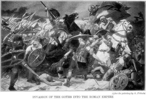 Battaglia di Adrianopoli (378 d.C.)