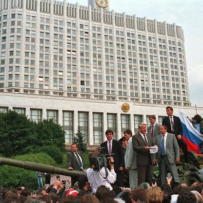 Fallito Golpe Agosto 1991'