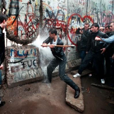 Come distruggere il Muro di Berlino
