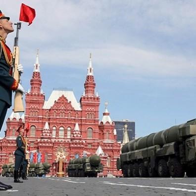 Testate Nucleare sulla Piazza Rossa
