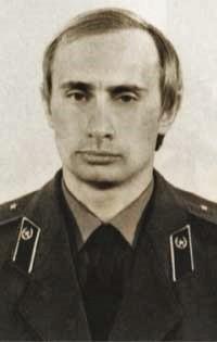 Putin ai tempi del KGB