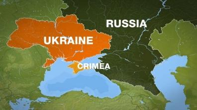 Crimea fra Ucraina e Russia