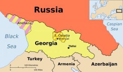 Abkhazia e Ossezia del Sud
