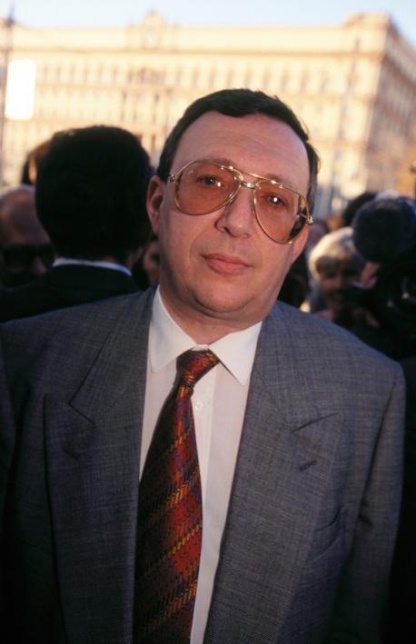 Vladimir GusinskiJ